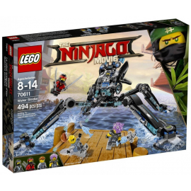 Idropattinatore - Lego Ninjago Movie 70611