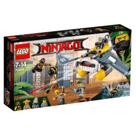 Bomber Manta Ray - Lego Ninjago Movie 70609