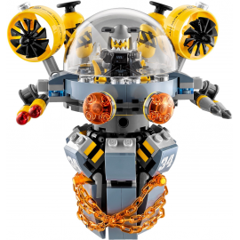Sottomarino Flying - Lego Ninjago Movie 70610