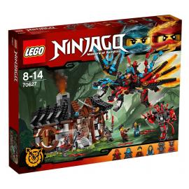 La forgia del dragone - Lego Ninjago 70627