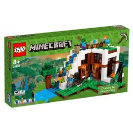 La base alla cascata - Lego Minecraft 21134
