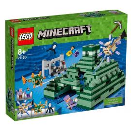 Monumento oceanico - Lego Minecraft 21136