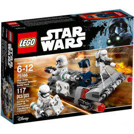 Battle Pack Speeder da trasporto del Primo Ordine - Lego Star Wars 75166