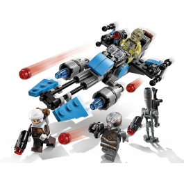 Battle Pack Speeder Bike™ del Bounty Hunter - Lego Star Wars 75167