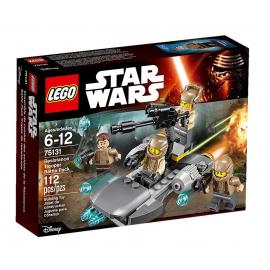 Battle Pack Resistenza - Lego Star Wars 75131