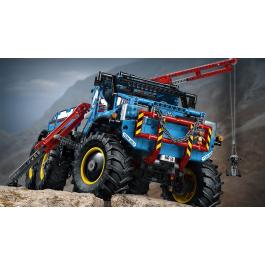 Camion Autogrù 6x6 - Lego Technic 42070