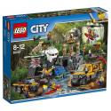 Sito di esplorazione nella giungla - Lego City 60161