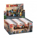 Minifigures The Lego Ninjago Movie - Lego 71019