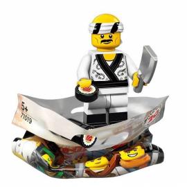 Minifigures The Lego Ninjago Movie - Lego 71019