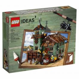 Vecchio negozio dei pescatori - Lego Ideas 21310