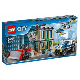 Rapina con il bulldozer - Lego City 60140