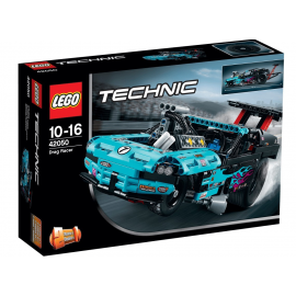 Super-dragster - Lego Technic 42050