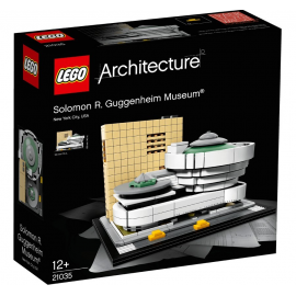 Museo Solomon R Guggenheim® - Lego Architecture 21035