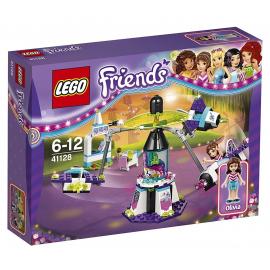 La giostra spaziale del parco divertimenti - Lego Friends 41128