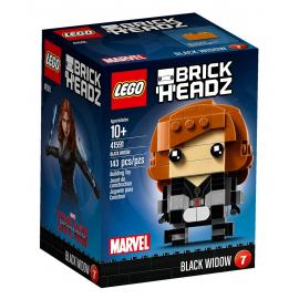 Vedova Nera - Lego Brick Headz 41591