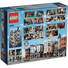 Piazza dell'Assemblea - Lego Creator 10255