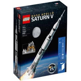 Saturn V Apollo LEGO® NASA - Lego Ideas 21309