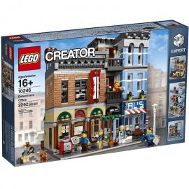 Ufficio dell'investigatore - Lego Creator 10246