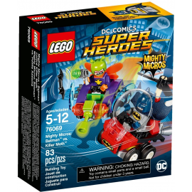Mighty Micros: Batman™ contro Killer Moth™ - Lego DC Comics Super Heroes 76069