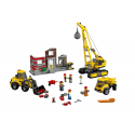Superpack 3 in 1 (60076 + 60073 + 60074) - Lego City 60521