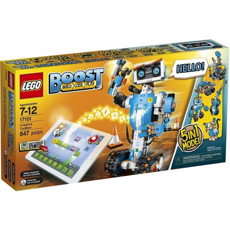 Creative Toolbox - Lego BoosT 17101