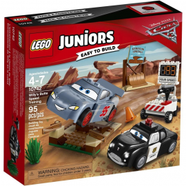 Test di velocità a Picco Willy - Lego Juniors 10742