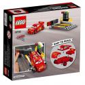 Rampa di lancio di Saetta McQueen - Lego Juniors 10730