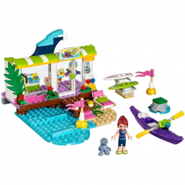 Il Surf Shop di Heartlake - Lego Friends 41315