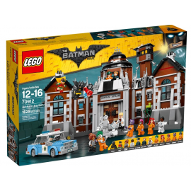 Arkham Asylum - Lego batman Movie 70912