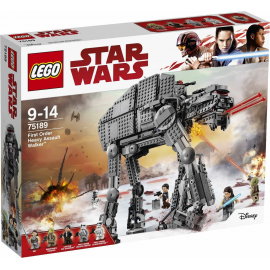 First Order Heavy Assault Walker™ - Lego Star Wars 75189