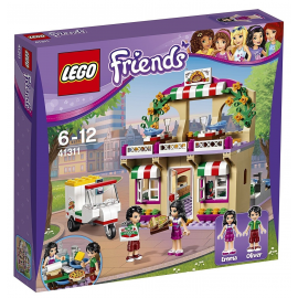 La pizzeria di Heartlake - Lego Friends 41311