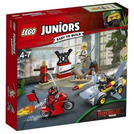 Squalo all'attacco - Lego Juniors 10739
