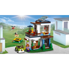 Casa moderna modulabile - Lego Creator 31068