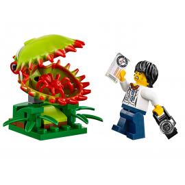 Laboratorio mobile nella giungla - Lego City 60160