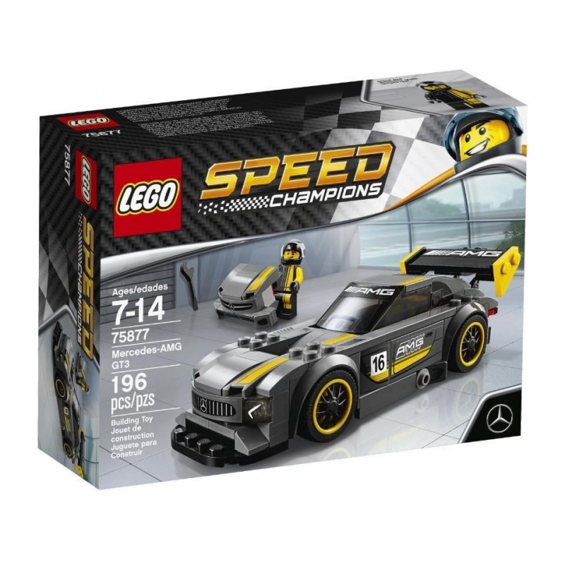 Mercedes-AMG GT3 - Lego Speed Champions 75877