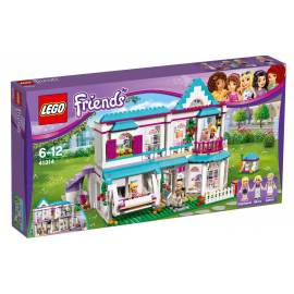 La casa di Stephanie - Lego Friends 41314
