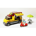 Furgone delle pizze - Lego City 60150