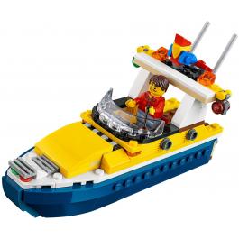Idrovolante - Lego Creator 31064