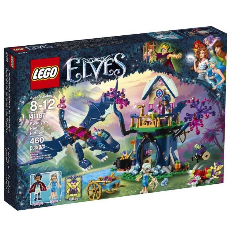 Il santuario della salute di Rosalyn - Lego Elves 41187