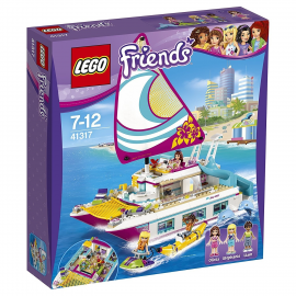 Il Catamarano - Lego Friends 41317