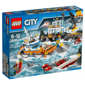 Quartier generale della Guardia Costiera - Lego CIty 60167