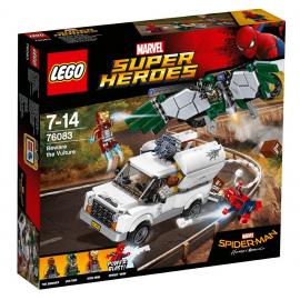 Attenzione alla VULTURE - Lego Marvel Super Heroes 76083