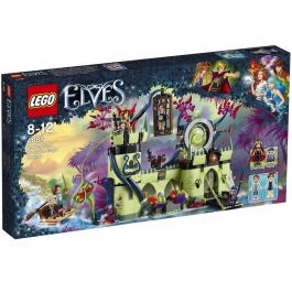 Evasione dalla fortezza del Re dei Goblin - Lego Elves 41188