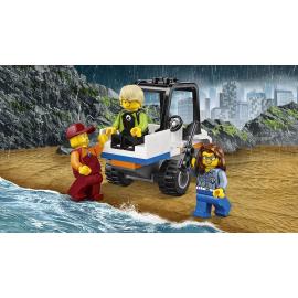 Starter set Guardia Costiera - Lego City 60163