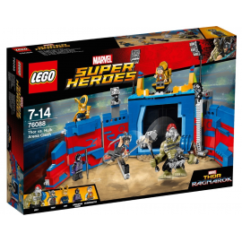 Thor contro Hulk: duello nell'arena - Lego Marvel Super Heroes 76088
