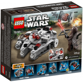 Microfighter Millennium Falcon - Lego Star Wars 75193