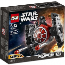 Microfighter First Order TIE Fighter - Lego Star Wars 75194