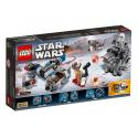 Ski Speeder contro Microfighter First Order Walker - Lego Star Wars 75195