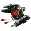 A-Wing contro Microfighter TIE Silencer - Lego Star Wars 75196