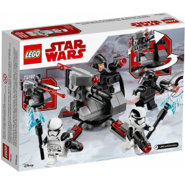 Battle Pack del Primo Ordine - Lego Star Wars 75197